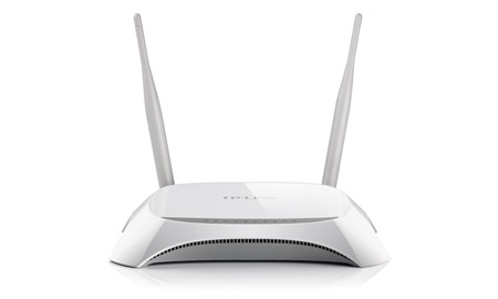 TP-LINK 3G Wireless-N Router [TL-MR3420]